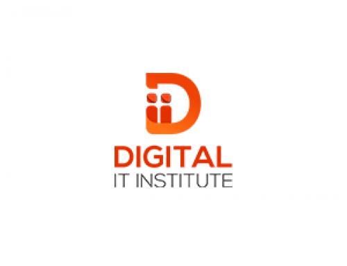 Digital IT Institute Logo Design